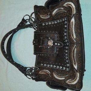 American Bling handbag